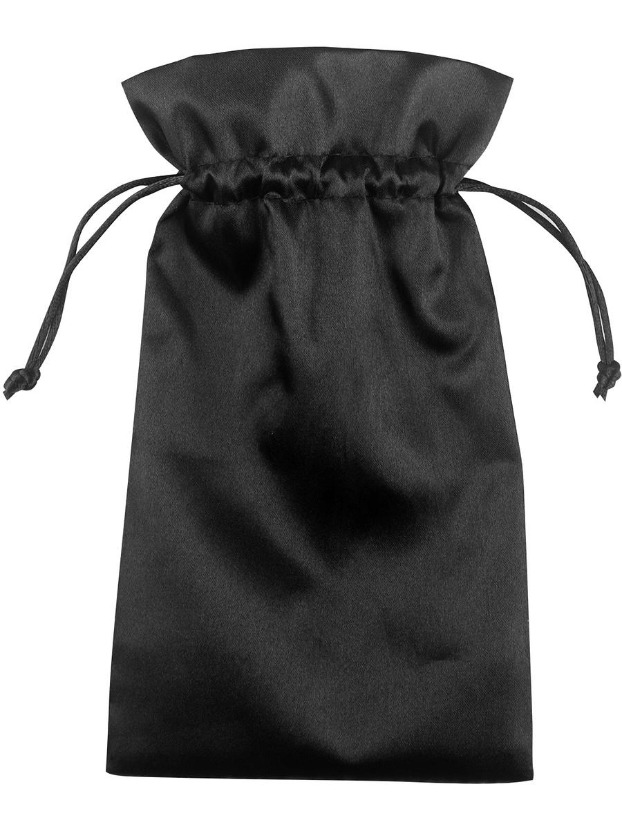 Förvaringspåse, medium, 21x12 cm, svart | Förvaring | Intimast.se - Sexleksaker