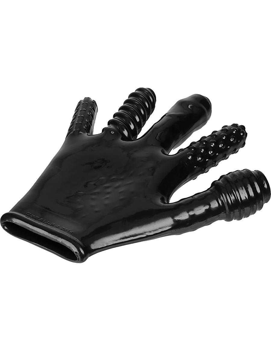 Oxballs: Finger-Fuck, Reversible Jerkoff & Penetration Toy, svart | Onanileksaker | Intimast.se - Sexleksaker
