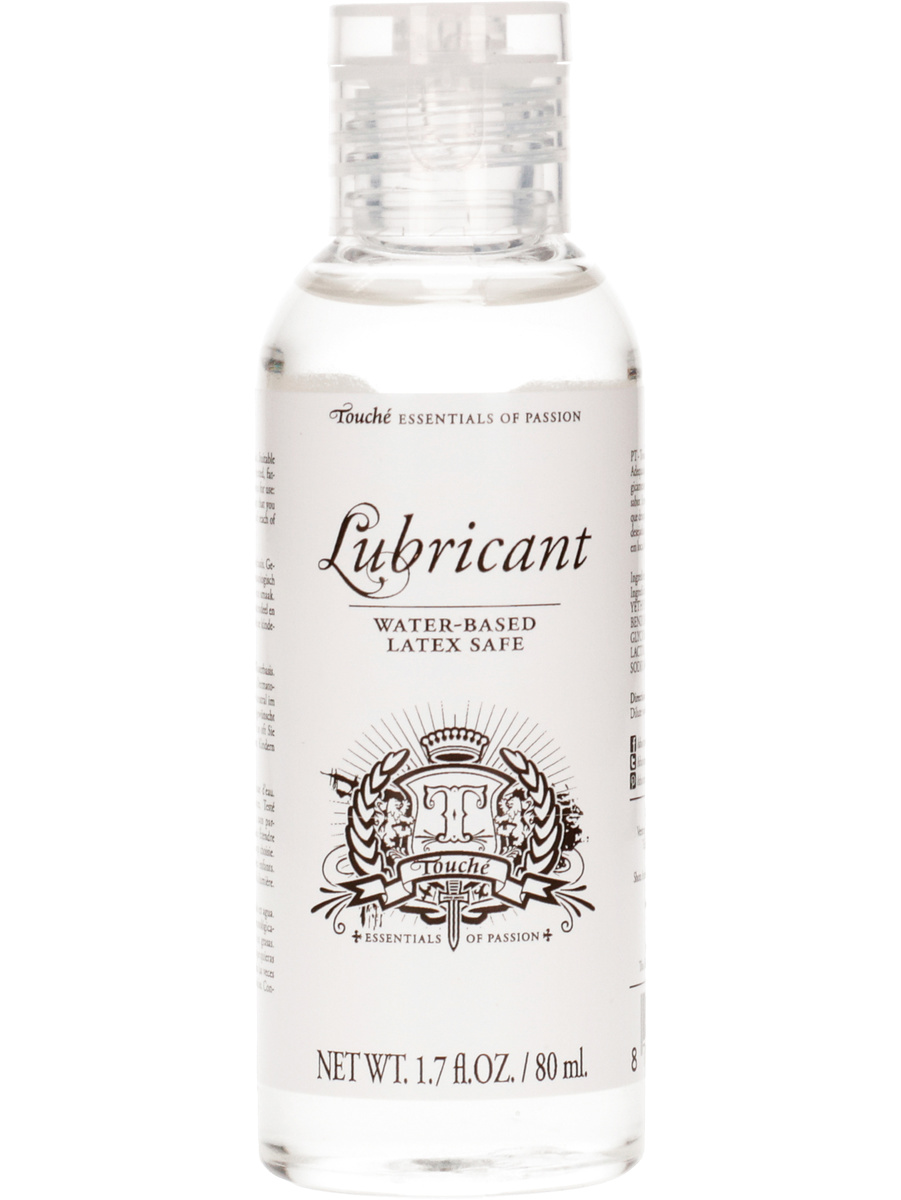 Touché: Water Based Lubricant, 80 ml