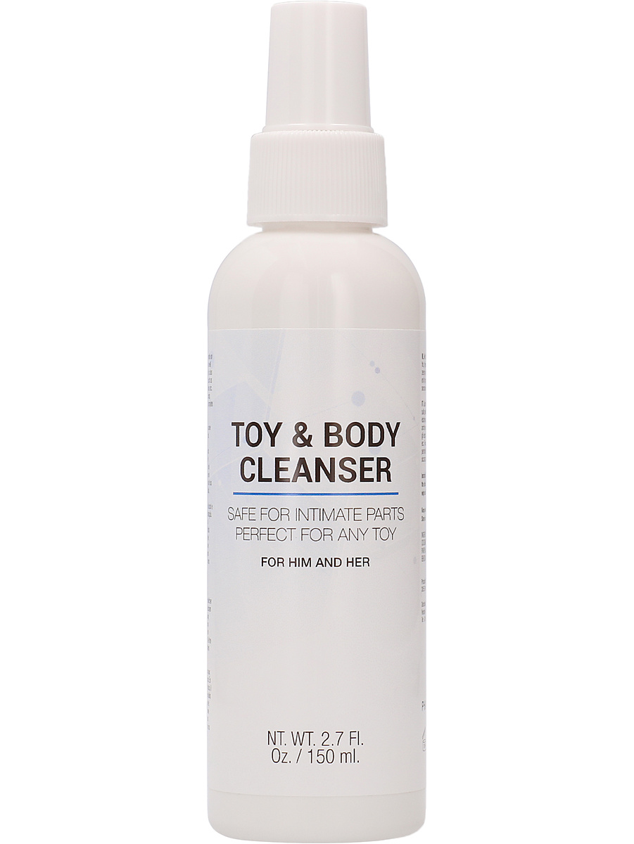 Pharmquests: Toy & Body Cleanser, 150 ml