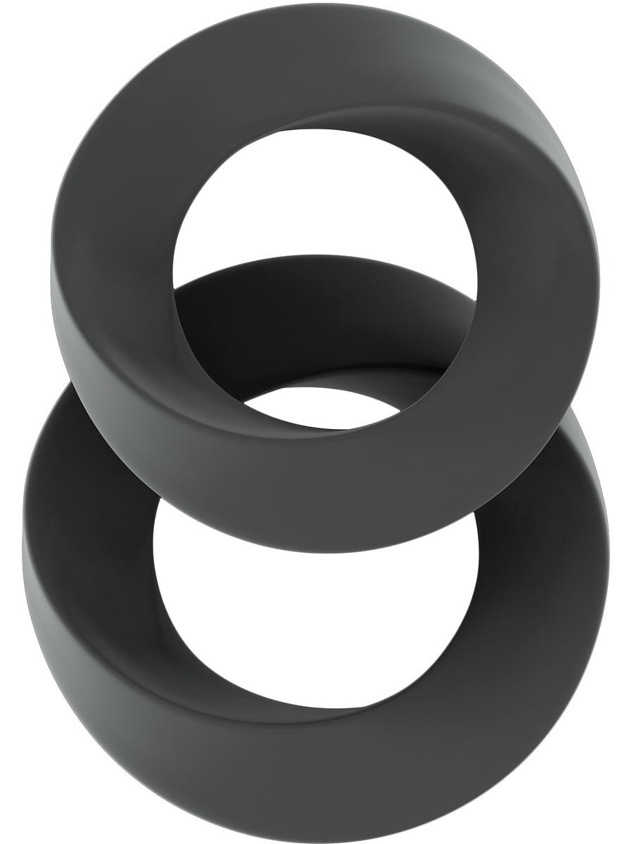 Sono: Cockring Set No. 24, grå
