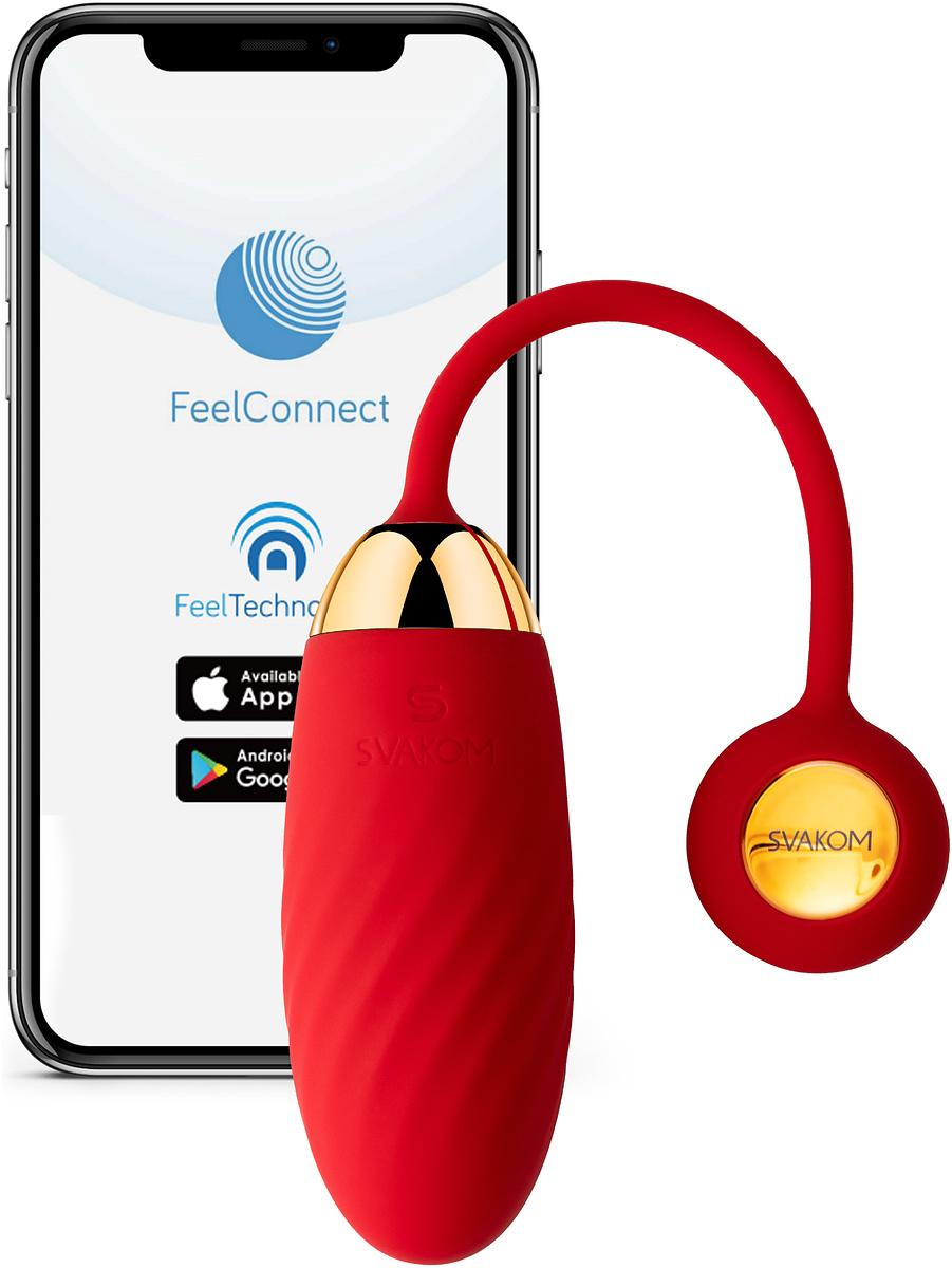Svakom Connexion: Ella Neo, Interactive Vibrating Bullet with App
