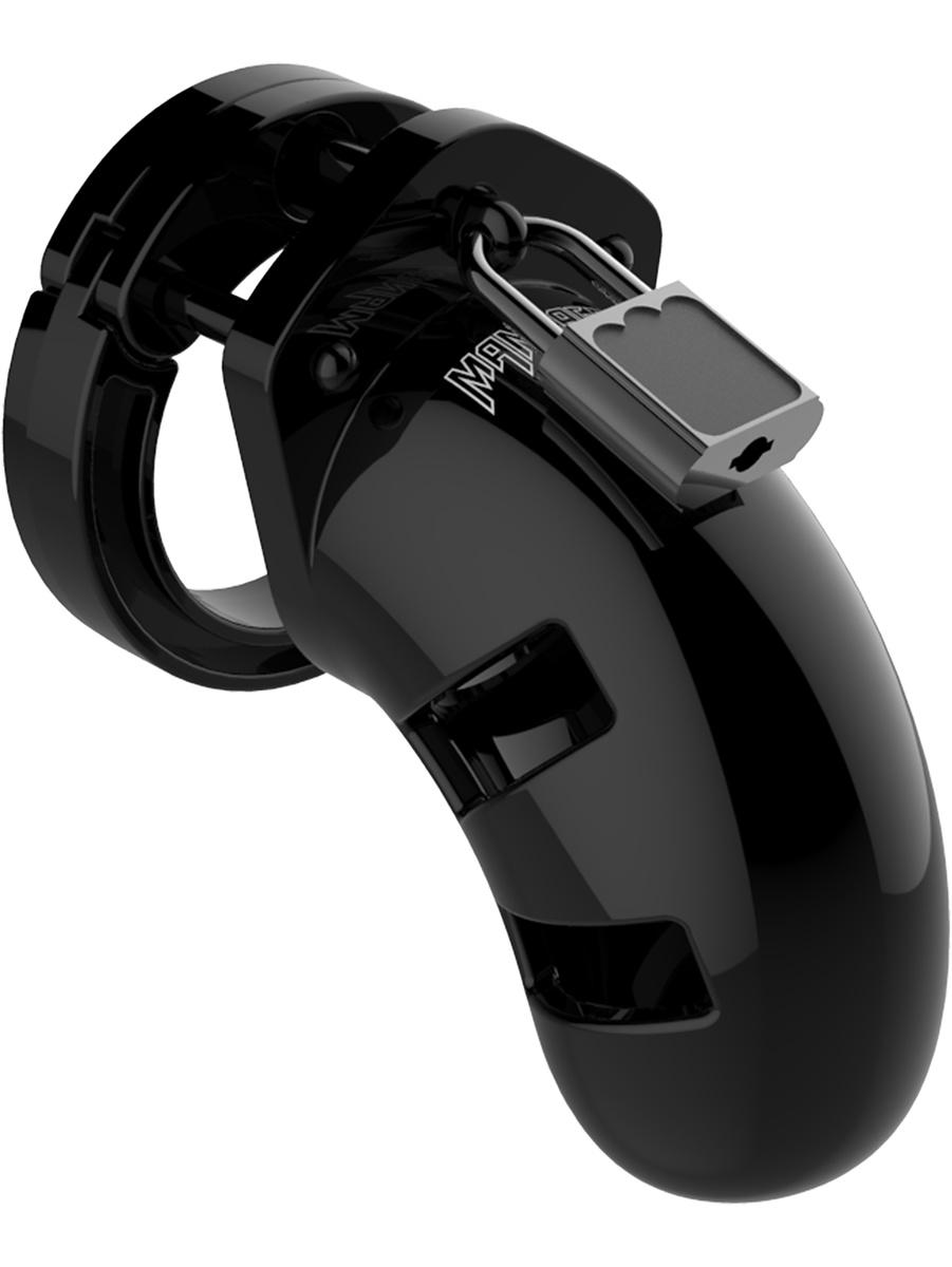 ManCage: Model 13, 6.4 cm, svart