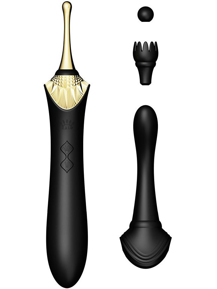 Zalo: Bess, Clitoral Vibrator, svart