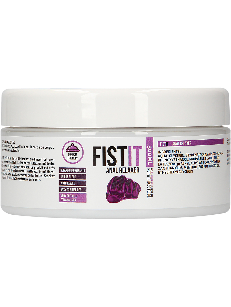 Pharmquests: Fistit, Anal Relaxer, 300 ml