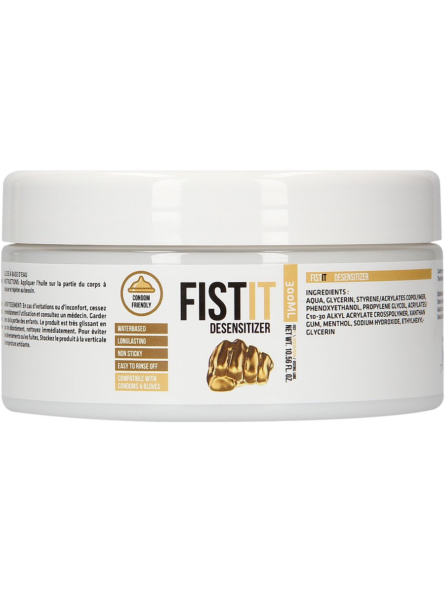 Pharmquests: Fistit, Numbing, 300 ml