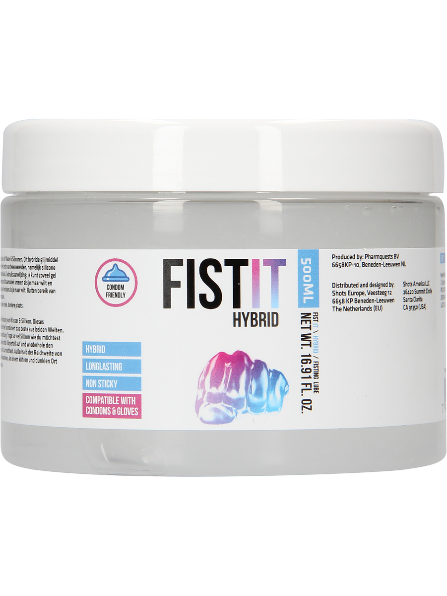 Pharmquests: Fistit, Hybrid, 500 ml
