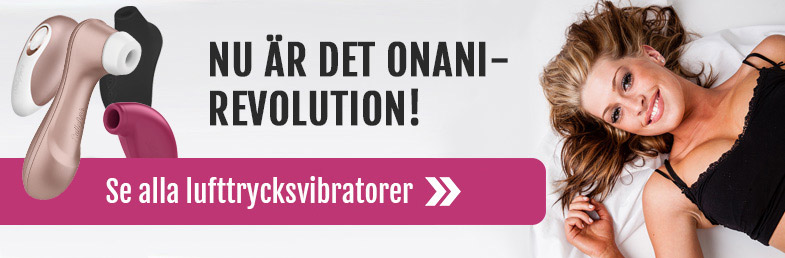 Nu är det onani-revolution!