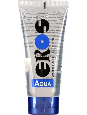 Eros Aqua: Vattenbaserat Glidmedel (Tub), 100 ml