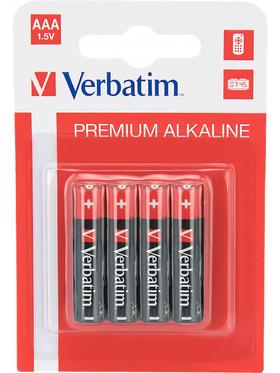 AAA Alkaline, 4-pack