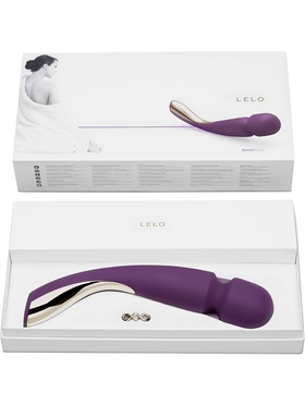 LELO: Smart Wand, stor, lila
