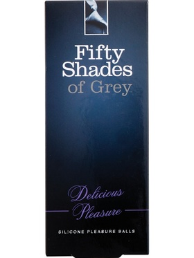Fifty Shades of Grey: Delicious Pleasure, Silicone Pleasure Balls