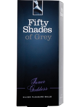 Fifty Shades of Grey: Inner Goddess, Silver Pleasure Balls