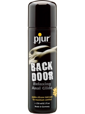 Pjur Backdoor: Silikonbaserat Analglidmedel, 250 ml