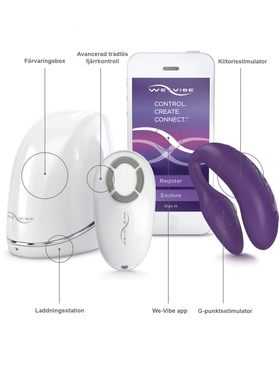 We-Vibe 4 Plus, lila