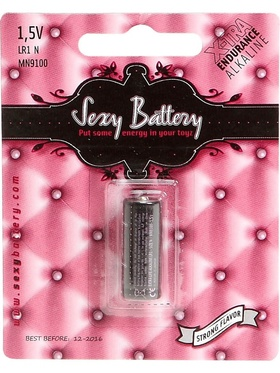 Sexy Battery: LR1 N (MN9100), 1,5V, Alkaline, 1-pack
