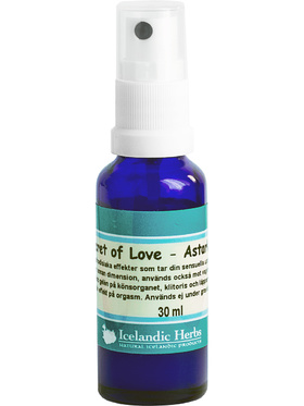 Secret of Love, 30ml