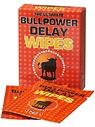 Cobeco: The Ultimate Bullpower, Delay Wipes, 6x2 ml