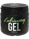 CBL: Lubricating Gel Fists, 500 ml