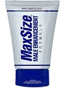 Swiss Navy: Max Size Cream, Portion