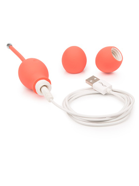 We-Vibe: Bloom, coral