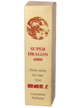 Super Dragon: 6000 Delay Spray, 12 ml