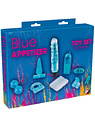 You2Toys: Blue Appetizer, Toy Set, 8 Pieces