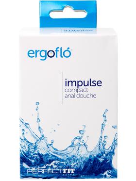 Perfect Fit: Ergoflo, Impulse, Compact Anal Douche