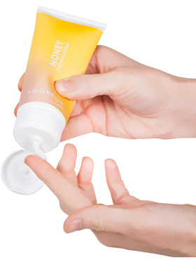Amorelie Care: Honey Shaving Cream, 100 ml
