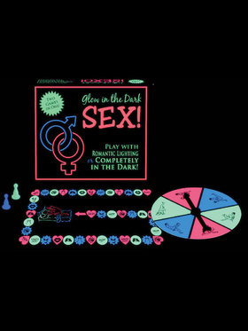 Kheper Games: Glow in the Dark Sex!