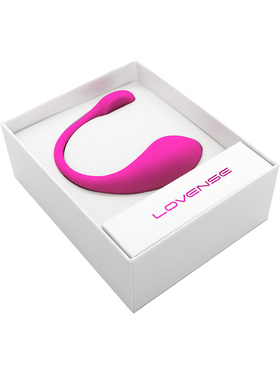 Lovense: Lush 2, Wearable Bullet Vibrator, Bluetooth Remote