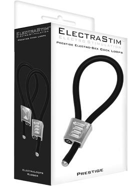 ElectraStim: Prestige, Electro-Sex Cock Loops, silver