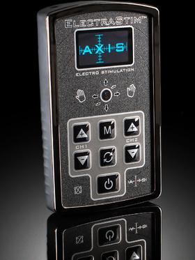 Electrastim: AXIS, Electro-Sex Stimulator