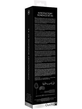 Ouch!: Introductory Bondage Kit #4, svart