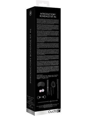 Ouch!: Introductory Bondage Kit #6, svart