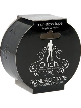 Ouch!: Bondage Tape, svart