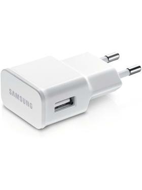 Samsung: Original väggladdare, vit