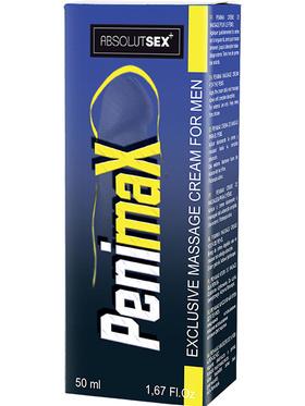 RUF: Penimax, Exclusive Massage Cream for Men, 50 ml