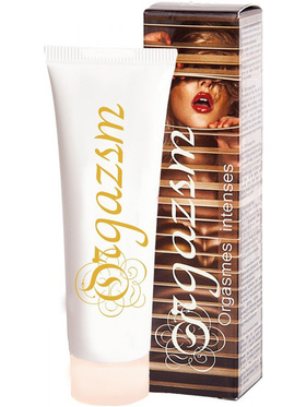 Ruf: Orgazm, Clitoris Massage Cream, 30 ml