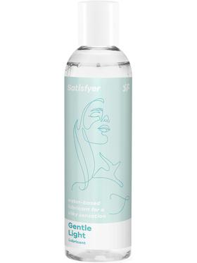 Satisfyer: Gentle Light, Water-Based Lubricant, 150 ml