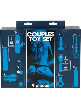 You2Toys: Couples Toy Set, 9 Pieces