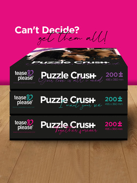 Tease & Please: Puzzle Crush, I Want Your Sex, 200 pieces