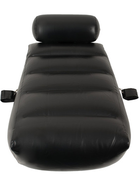 You2Toys: Inflatable Love Cushion, Ramp Wedge + Handcuffs