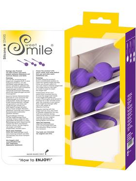 Sweet Smile: 3 Kegel Training Balls