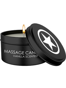 Ouch!: Massage Candle, Vanilla Scented