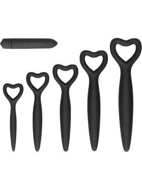 Ouch!: Vaginal Dilator Set + Vibrator