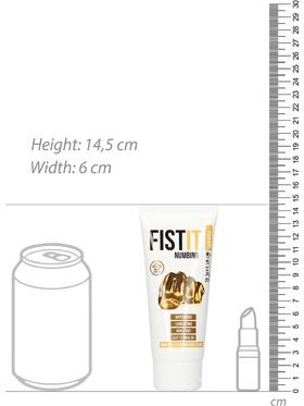 Pharmquests: Fistit, Numbing, 100 ml