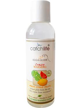 Catchlife: Alga Glide Crazy Warming, Citrus, 75 ml